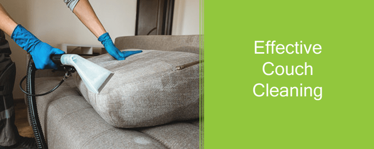Effective Couch Cleaning